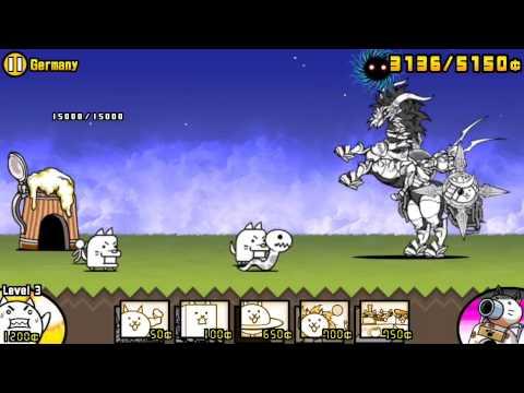 [The Battle Cats] DM spreads terror date masamune