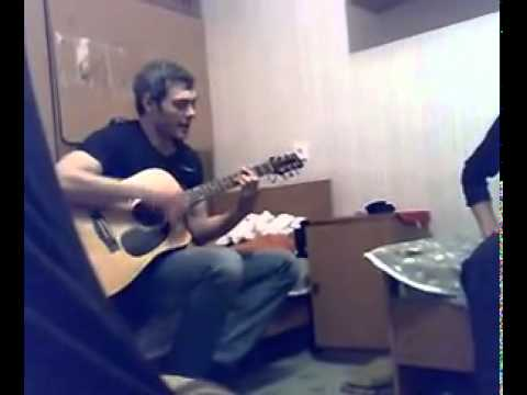 Ingush pod gitaru 'Akon'.240.mp4