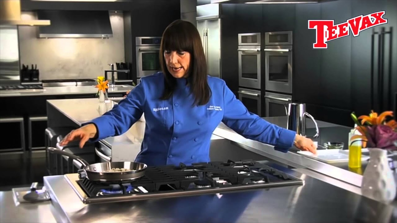 Jenn Air JX3 Downdraft Gas Cooktop   YouTube