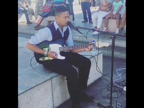 Take Me To Church (Busking Excerpt Cover)