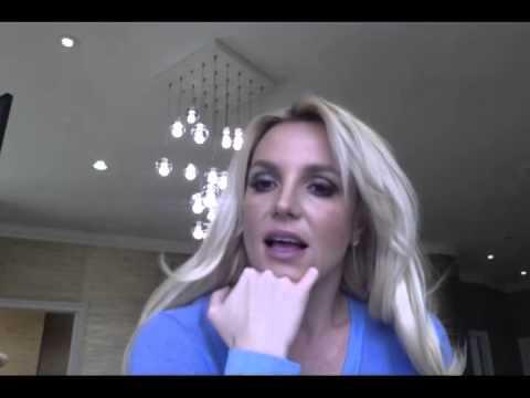 Britney Spears Saturday Night Online Interview