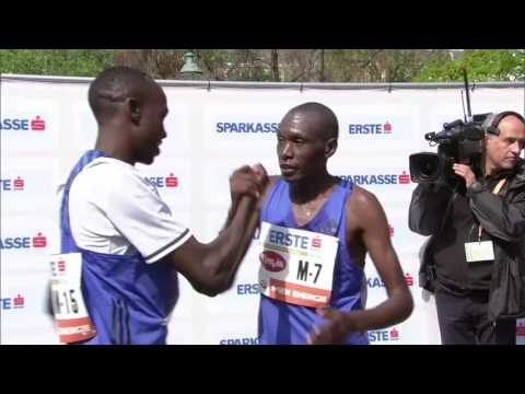 VIENNA CITY MARATHON: Kenyans Albert Korir and Nancy Kiprop win thrilling duels