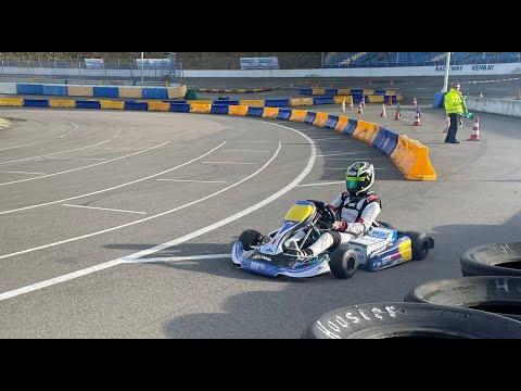 Belgian driver Guusje