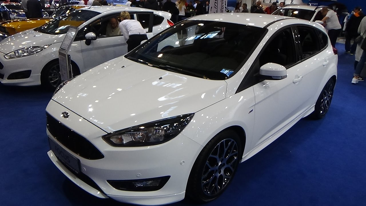 2017 ford focus st line exterior and interior essen motor show 2016 youtube. Black Bedroom Furniture Sets. Home Design Ideas
