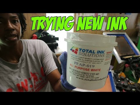 All Purpose White Ink Total Ink Solutions