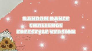 random dance challenge (freestyle ver) #3