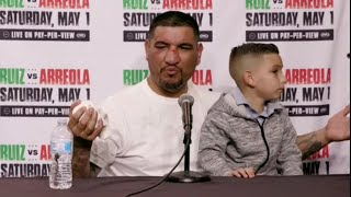 CHRIS ARREOLA: 'NO F***ING RESPECT TO THE JUDGES' SCORECARDS'