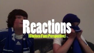 Reactions to the Chelsea vs Bayern Munich Champions League Final!