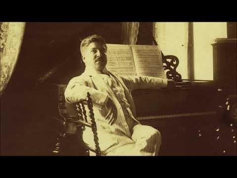 Artur Schnabel plays Mozart's Sonata K 332 in F major