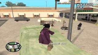 GTA san andreas - DYOM mission # 15 - W*r at station ( HD )
