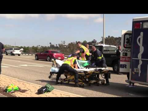 "Chula Vista: Race turns into Bad Crash on ""H"" Street 04272016"