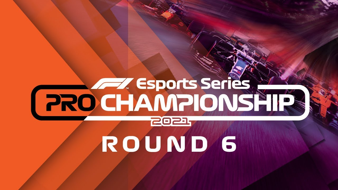 Download LIVE: 2021 F1 Esports Pro Championship: Round 6