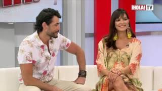 Candela Ferro y su pareja Khotan Fernández están en la dulce espera   La Hora ¡HOLA!