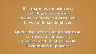 Alexis & Fido - Una En Un Millón Testo+traduzione Ita
