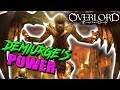 How Strong Is Demiurge? | Overlord Demiurge / Jaldabaoth True Power Explained