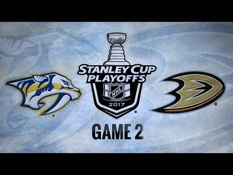 Ducks rally past Preds to win Game 2 and even series