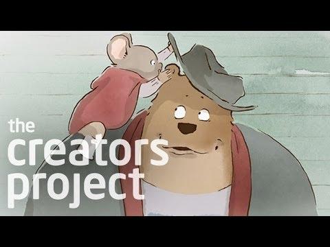 Animating Ernest & Celestine