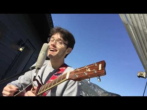 You're Beautiful By James Blunt - Cover By Justin J. Moore