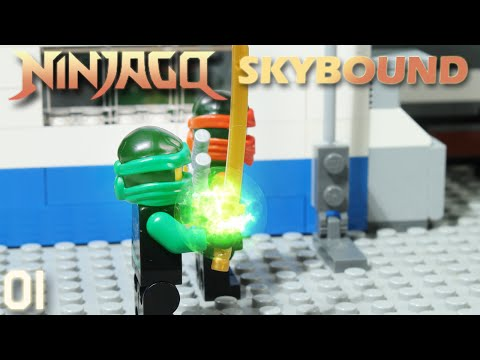 LEGO Ninjago: Skybound - Pirate Encounter - Episode 1