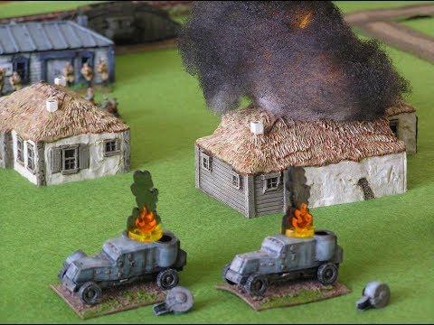 15mm Russian Civil War Part Four