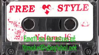 FREESTYLE VOL 16 - Mario Smokin Diaz Heartthrob Mix B96 Wbmx HOT MIX 5