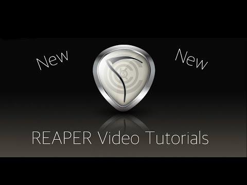 REAPER 5 Explained - 24. Midi - UPDATED!!!!