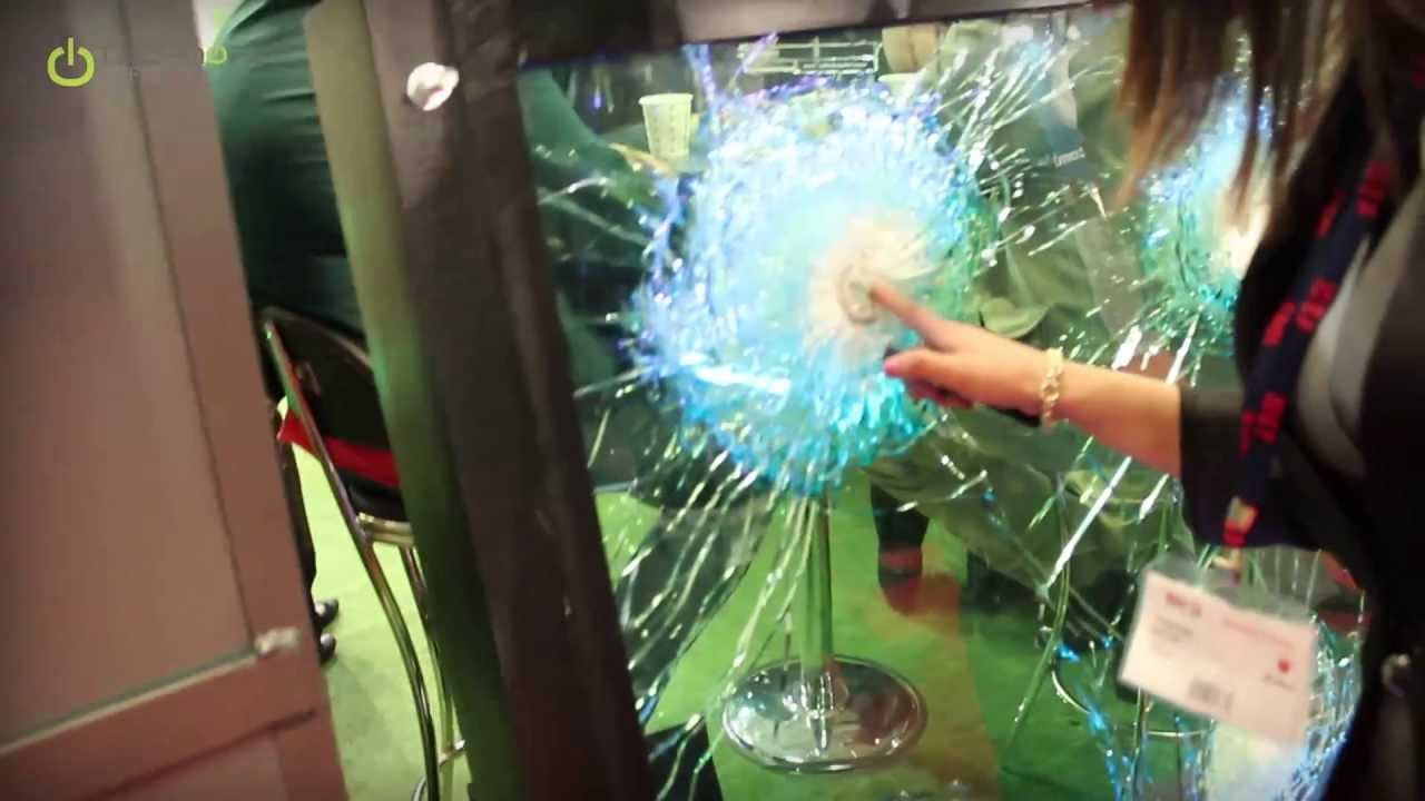 Kurşun geçirmez cam nasıl kırılmaktadır