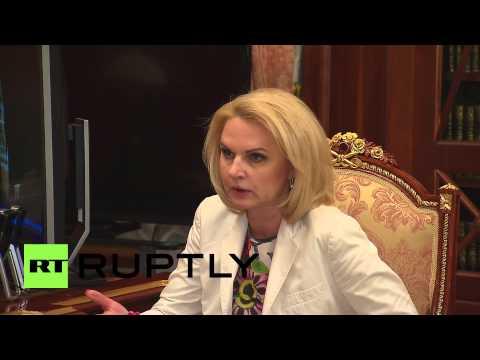 Russia: Putin discusses unspent billions as Audit Chamber laments huge underspend
