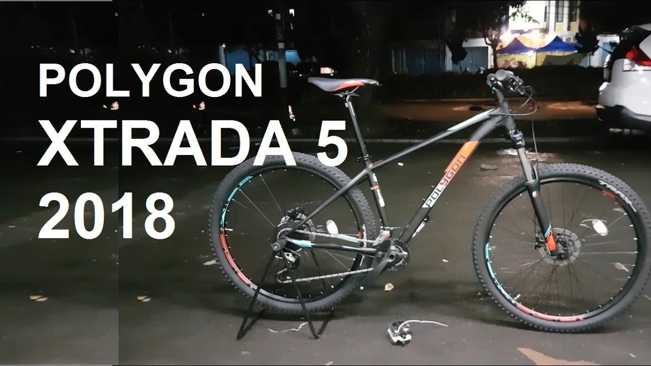 Toko Sepeda Majuroyal Review Sepeda Polygon Xtrada 5