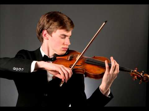 Kenneth Renshaw plays Mozart KV 219 1st mov.