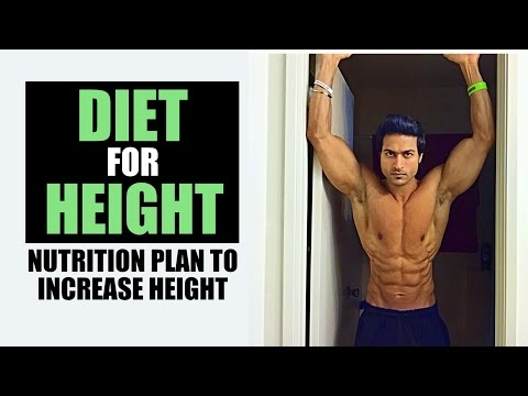 "Increase HEIGHT with this ""Nutrition &  Workout Plan"" Fitness tips by Guru Mann"