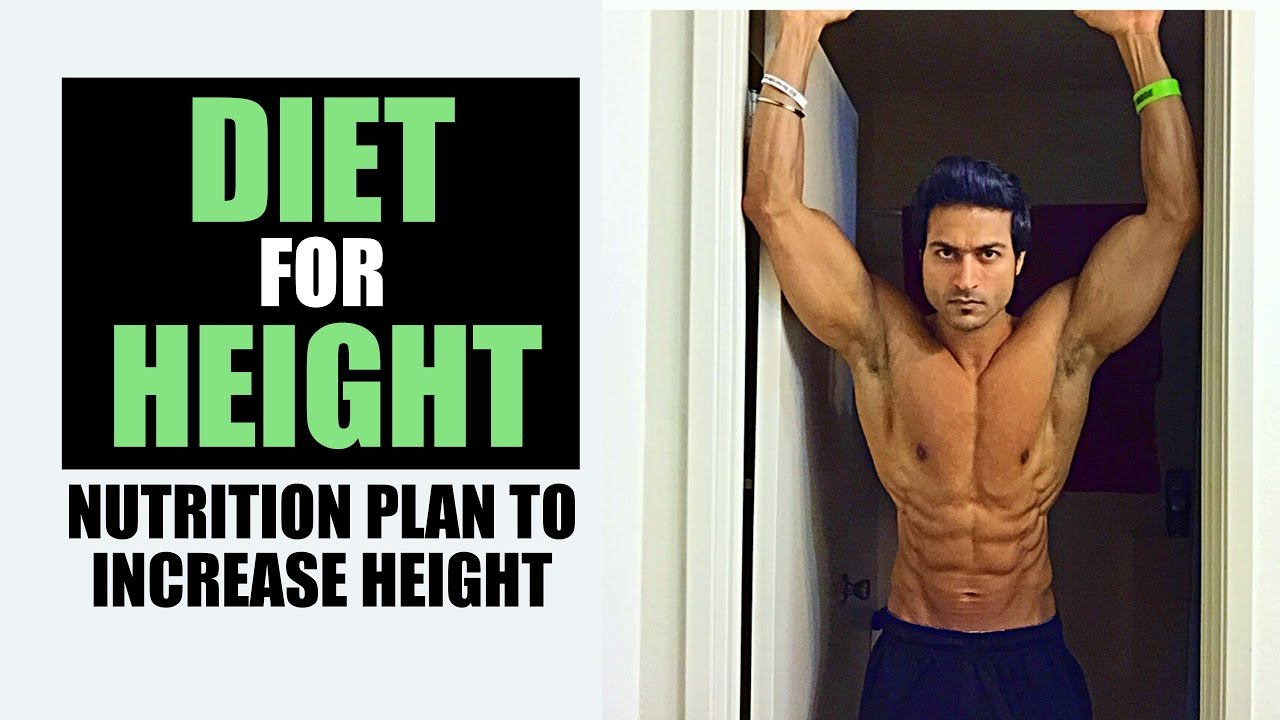 Workout Calendar By Guru Mann : Increase height with this quot nutrition workout plan
