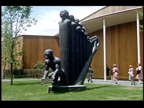 "Augusta Savage ""The Harp"" 1930's African American Sculpture"