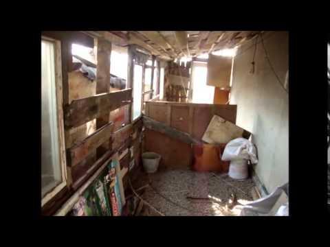 видео: Камыш,глина,солома и антикризисный сарай