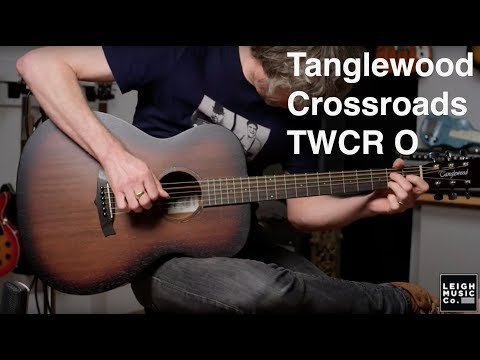 Tanglewood Crossroads Acoustic Guitar Review