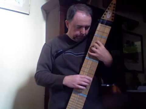 """wrecking Ball"" Gets Way Better On A Chapman Stick"