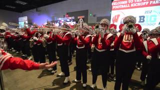 University Of Wisconsin Marching Band B1g Championship