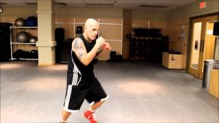Boxing Home Workout #4