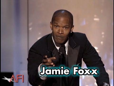 Jamie Foxx Salutes Al Pacino at AFI Life Achievement Award