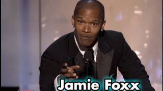 Jamie Foxx Salutes Al Pacino at AFI Life Achievement Award streaming