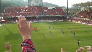 2010 Jリーグ Div1 第2節第1日 モンテディオ山形vs清水エスパルス ロス...