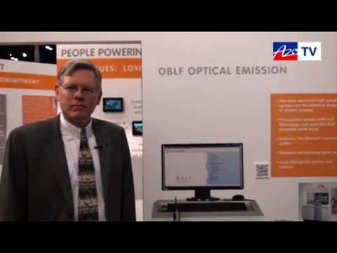 The OBLF OES System from PANalytical