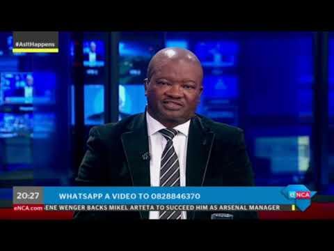 UDM leader Bantu Holomisa presents As It Happens on eNCA. Part 3