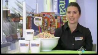 Food Paradise, Travel Channel - Cereality
