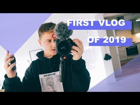 🎉 FIRST VLOG OF 2019 🎉