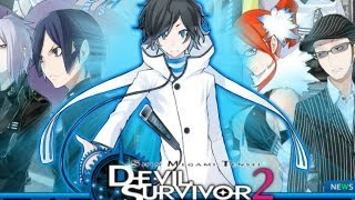 Classic Game Room - DEVIL SURVIVOR 2 review for Nintendo DS