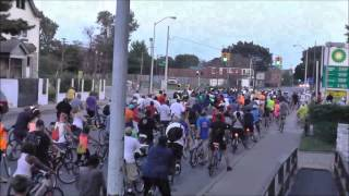 Slow Roll Detroit - Greektown Block Party 8-25-14