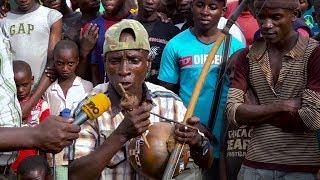 Gambar cover Tangazwa cyane n' imiririmbiri yuyu mugabo  ubizi cyane mu Rwanda