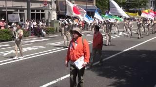 第63回横浜開港記念みなと祭 国際仮装行列 ザよこはまパレード 201...