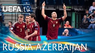 Futsal EURO Highlights: Lima